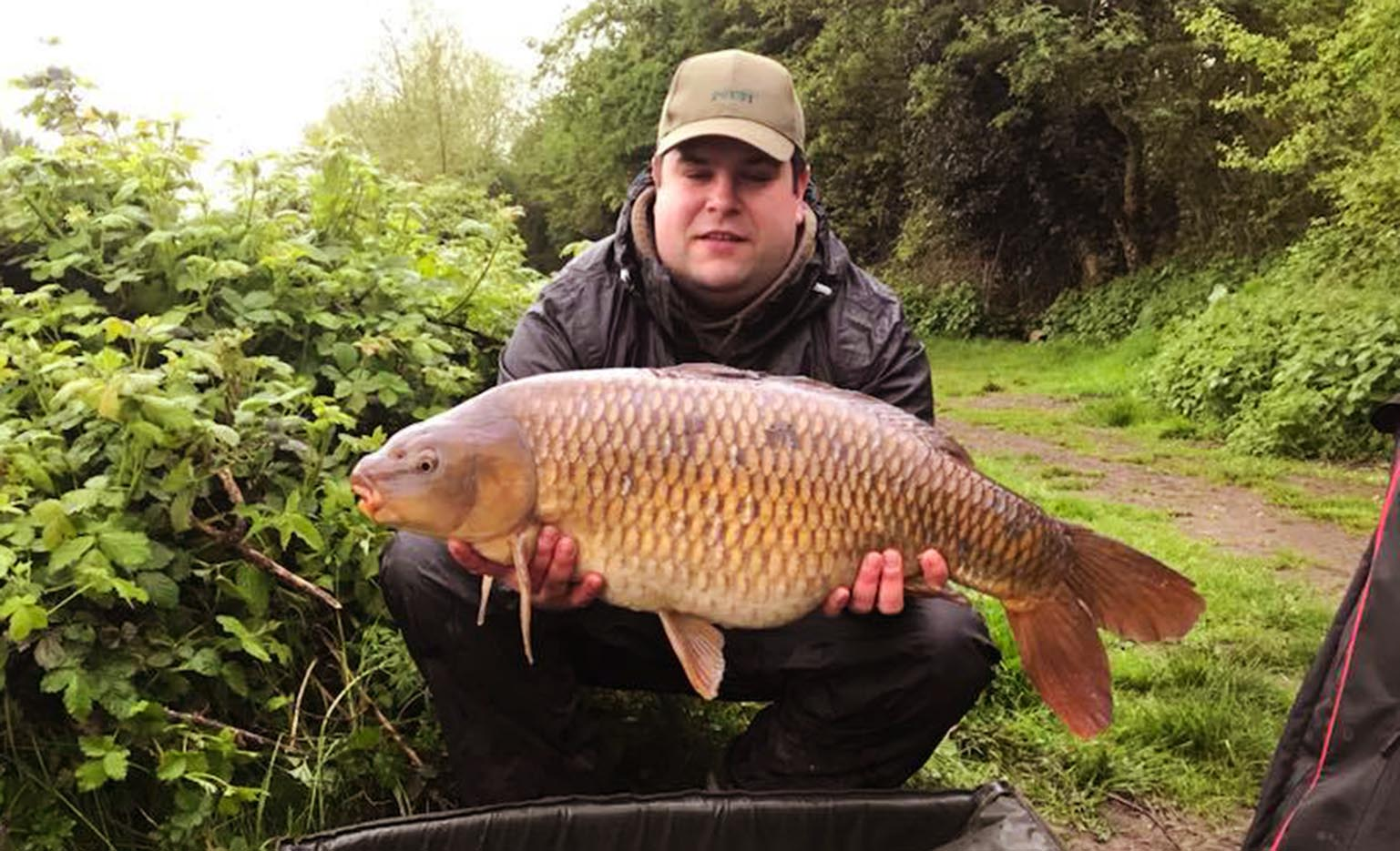 Laszlo Szabo - Field Tester - 24lb caught on Dynamic Washed Mango & Cream Boilies