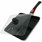 FCC PAN 3WAY LID 13 150x150 - 3 Way Outdoor Frying Pan with Removable Handle and Lid