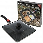 FCC PAN 3WAY LID 150x150 - 3 Way Outdoor Frying Pan with Removable Handle and Lid