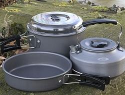 NGT 3 Piece Cooking Pan Set