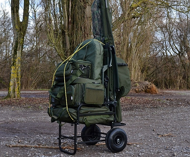 NGT Dynamic Carp Trolley