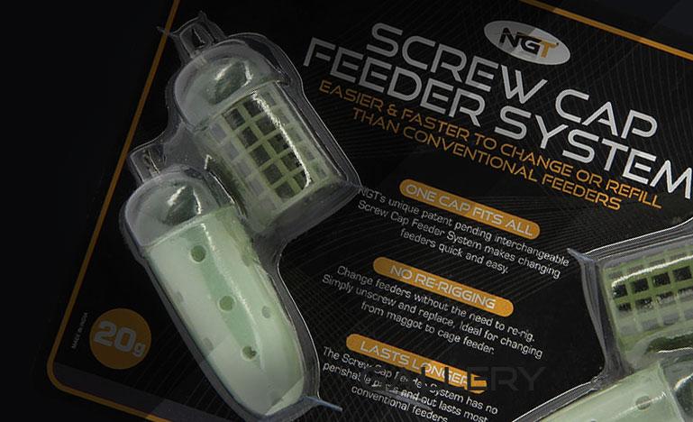 Screw Cap Feeder System