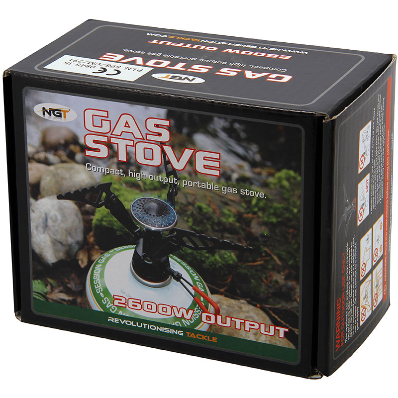 Ngt Lightweight Screw On Stove Next Generation Tackle